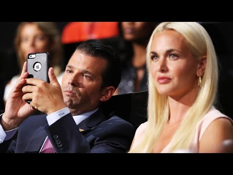 Donald Trump Jr.'s Wife Rushed to Hospital After Opening Mail with White Powder