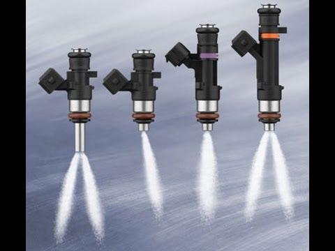 меняем форсунки инжектора на ВАЗ