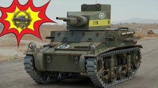 Pokaż co potrafisz #1263 ► OP magazynek - M2 Light Tank