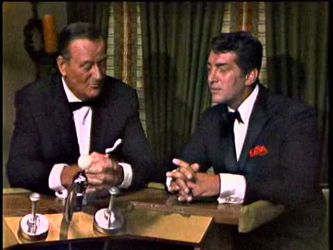 Dean Martin & John Wayne - Featuring 'Don't Fence Me In'
