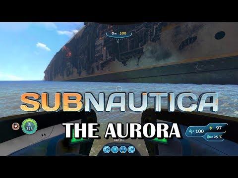 Subnautica - The Aurora