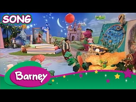 Barney - Just Imagine (SONG)