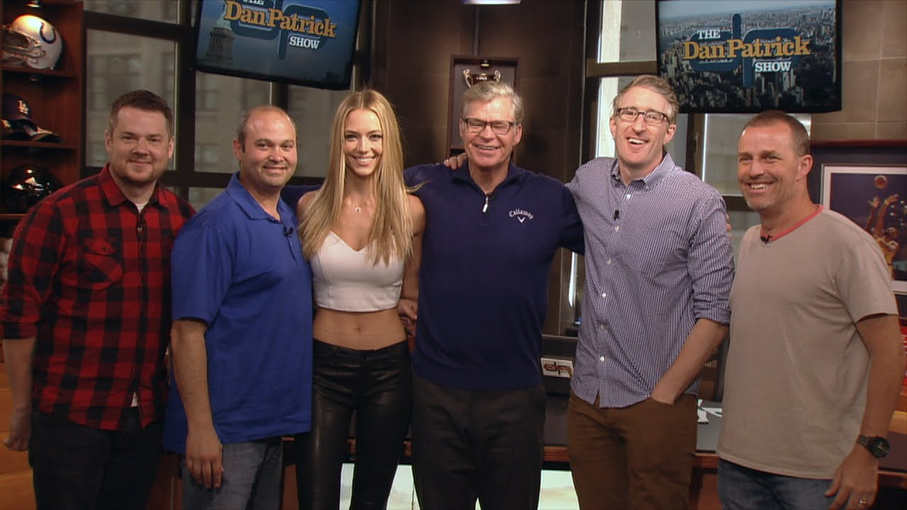 Hannah Ferguson on The Dan Patrick Show (Full Interview) 8 ...