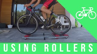 Beginners guide to using rollers (cycling tips)