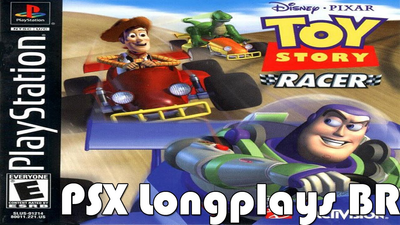Toy Story Racer : Ps longplay toy story racer youtube