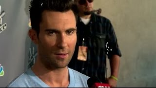 Video Adam Levine Wants to Apologize to Ex's Before Marrying Behati Prinsloo | Splash News TV download MP3, 3GP, MP4, WEBM, AVI, FLV Mei 2018