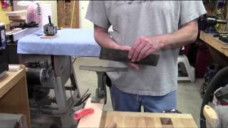 Dovetail Saw Build - Part 1