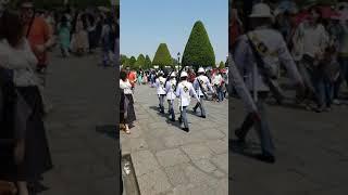 태국 방콕 왕궁 수비대   Royal guard in …