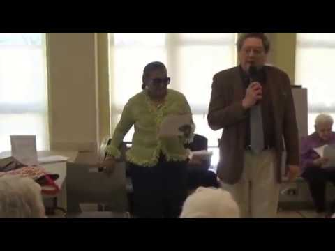 Stanley Isaacs Senior Center Performers:  What Women Say