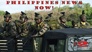 airstrike in bohol ofw in syria ordered home exchange rate philippine news now