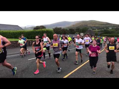 Dingle marathon 2017