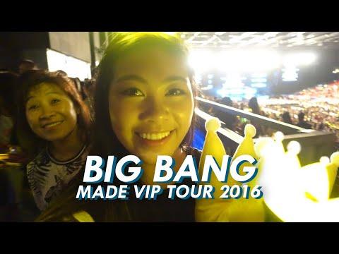 160723 BIG BANG MADE VIP Tour Hong Kong Concert & Vlog!