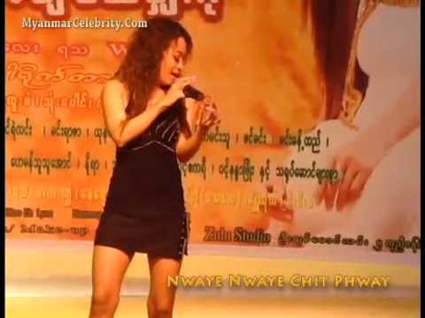 Myanmar Female Singers' Music Album Promotion Events, Yangon