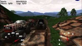 Monster Truck Madness 2 Walkthrough