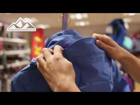 The North Face Womens Resolve Jacket - Clear Lake Blue - .simplyhike.uk