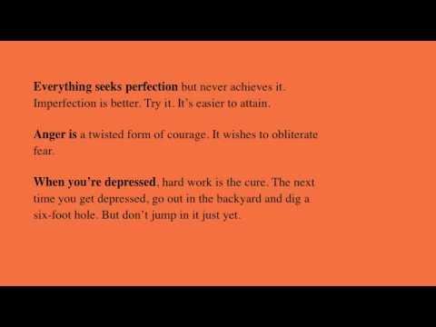 Inspiring Robert Pollard Quotes On Writing Songs Youtube