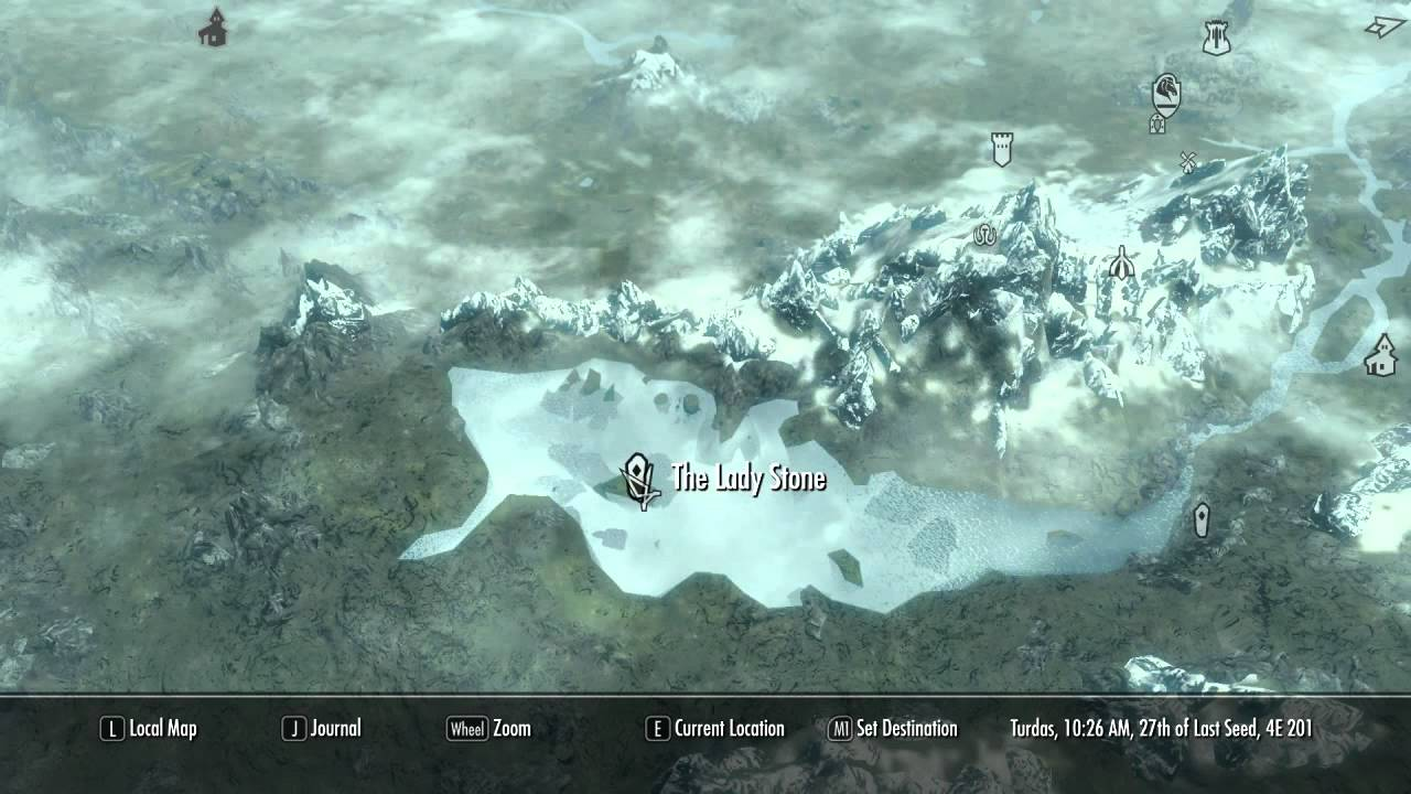 Treasure Map 10 X   The Elder Scrolls V  Skyrim Guide   Where to     Treasure Map 10 X   The Elder Scrolls V  Skyrim Guide   Where to find It    YouTube