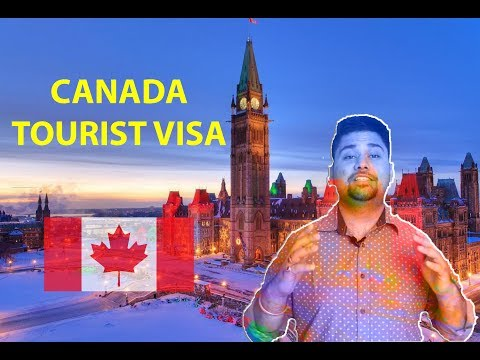 Easy Way to Apply for Tourist visa to Canada (ONLINE)..!!!
