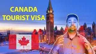 Easy Way Apply Tourist Visa Canada Online
