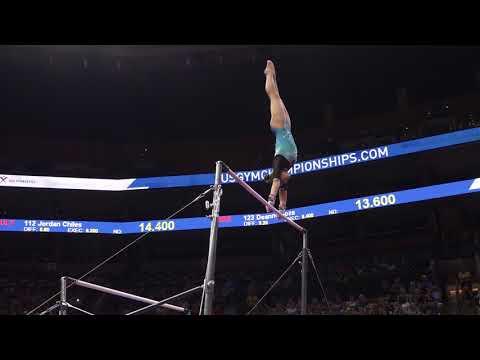 Ragan Smith - Uneven Bars - 2018 U.S. Gymnastics Championships - Senior Women Day 1