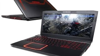 CyberPOWER Fangbook III HX6 Gaming Notebook Launched