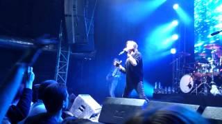 Joe Lynn Turner-Dreaming Tell Me (Moscow 29 april 2013)