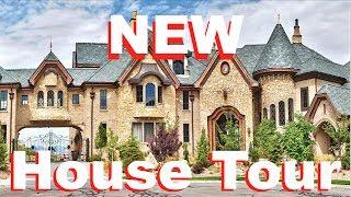 NEW House Tour!!! 🏡