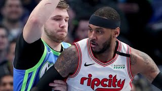 Dallas Mavericks vs Portland Trail Blazers Full Game Highlights   January 17, 2019-20 NBA Season