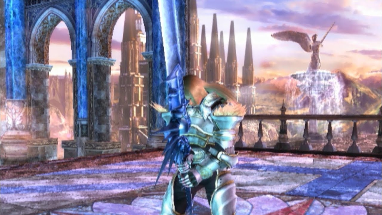 Soul Calibur III - Siegfried