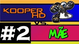 Kooper V.S. Mãe #2 [REVANCHE]