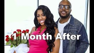 'RHOA's Porsha Williams Is Back Together With Dennis McKinley 1 Month After Split — Report