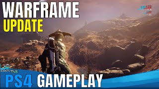 Warframe UPDATE: PS4 / PRO - First Look #SpaceNinja
