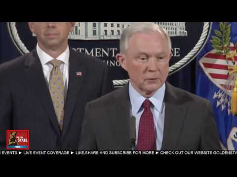 DEVELOPING STORY: Attorney General Jeff Sessions Responds to President Donald Trump Leaked Audio