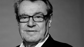Miloš Forman Regis Dialogue with Scott Foundas