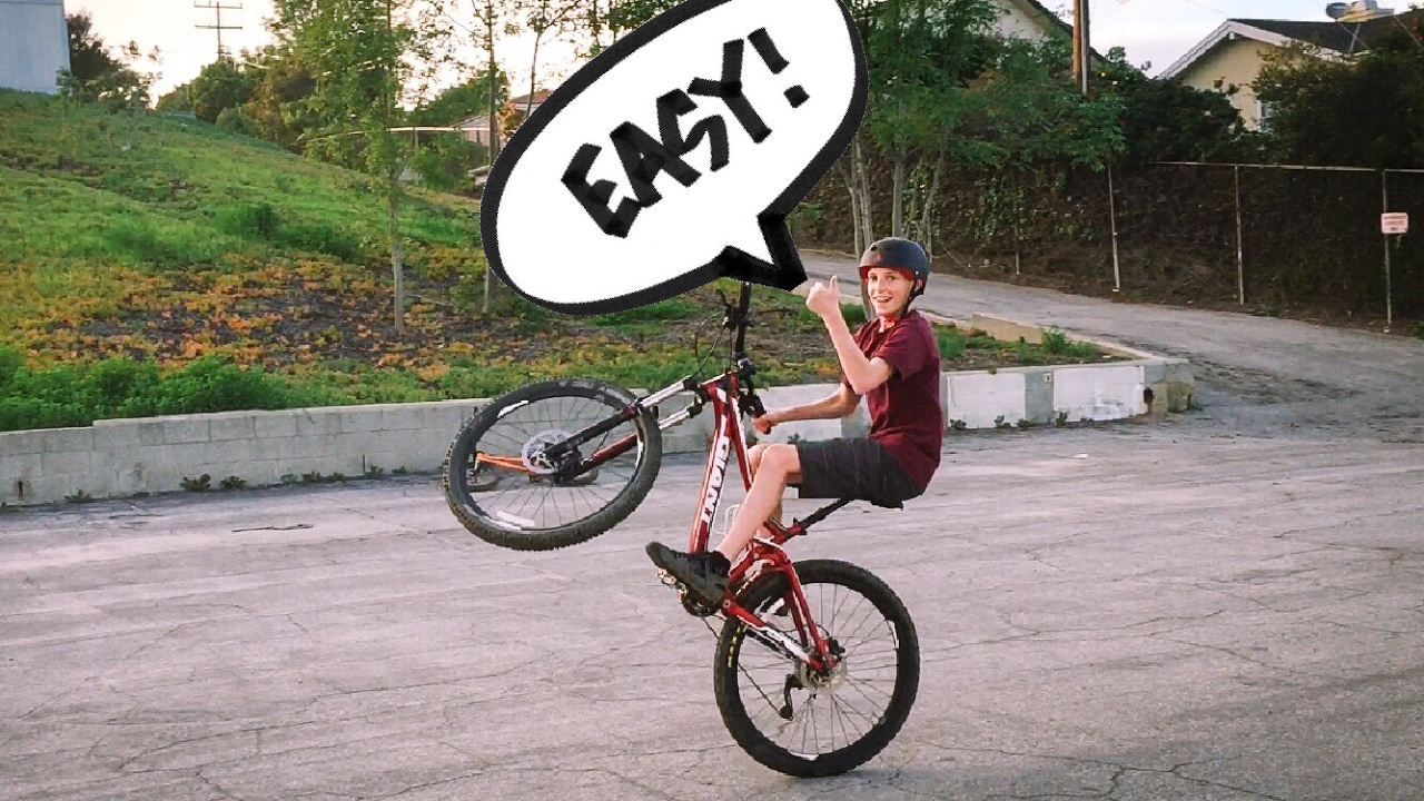 Easiest bmx tricks to learn