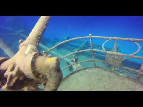 Diving @ USS Kittiwake, Grand Cayman's 06-23-2016 Pt. 5