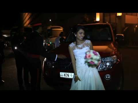 …Sri Lankan Milirary Wedding Video ~ Shalomi & Roshmal~ Wedding Trailer