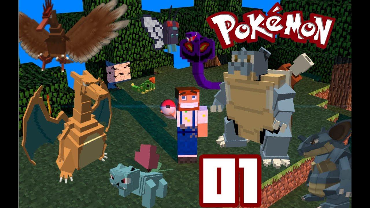 Jeux De Minecraft Pokemon Gratuit