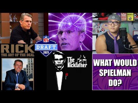 Minnesota Vikings Free Agency & 7-Round Mock Draft: What Would Spielman Do? (WWSD)