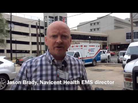 Macon's Navicent Health revives EMS Bike Team