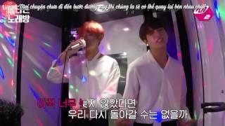 """[Vietsub] Karaoke Bùng cháy - Jungkook, Taehyung ''If You"""""""
