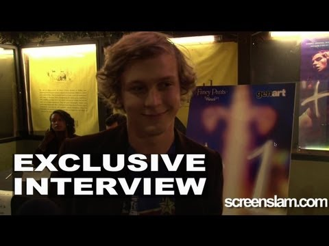 "+1: Logan Miller ""Teddy"" Exclusive Premiere Interview"