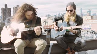 Tesla Rossa - Heavy Love Pt. 2 (Acoustic CMJ Skyline Session - Brooklyn, New York)