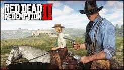 DIE LÄNGSTE STORY ALLER ZEITEN - Spieldauer, Größe des Spiels und mehr! NEWS zu Red Dead 2