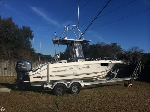 [UNAVAILABLE] Used 2003 Wellcraft 210 Fisherman TE In Pensacola, Florida