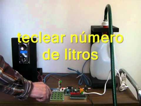 Sistema autom tico expendedor de agua proyecto - Chimeneas electricas con vapor de agua ...