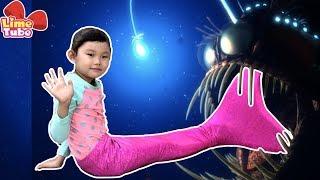 [체험]니모 잠수함 타고 바닷속을 탐험하라! 디즈니랜드 관광 어린이 체험 카레이싱 장난감 놀이 go to Disneyland