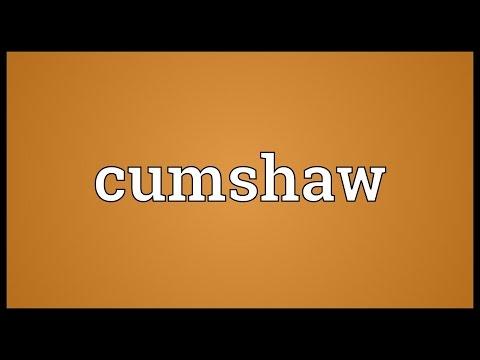 Header of cumshaw