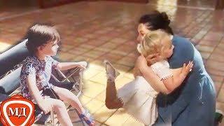 ДЕТИ ПУГАЧЕВОЙ И ГАЛКИНА: Лиза и Гарри свели с ума тетку Хиблу! Юрмала, 2017