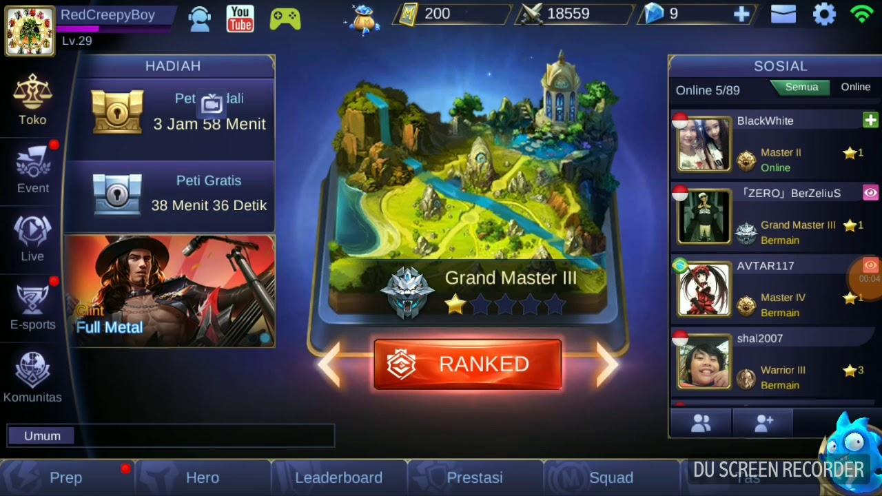 Beli Diamond Mobile Legend Cuma Rp 3000 Top Up Mobile Legend